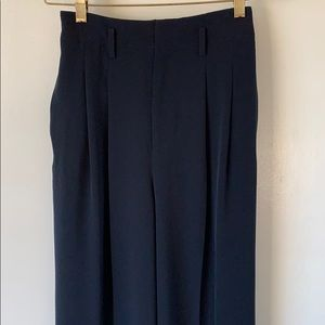 Uniqlo Drape Tapered Ankle-Length Pants